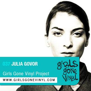 2013 - Julia Govor - Girls Gone Vinyl.jpg