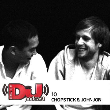 2010-10 - Chopstick & Johnjon - DJ Weekly Podcast 10.jpg