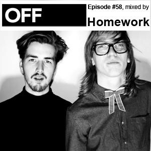 2012-01-27 - Homework - OFF Recordings Podcast 58.jpg