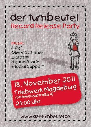 2011-11-18 - Der Turnbeutel - Record Release Party, Triebwerk.jpg