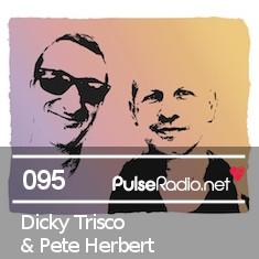 2012-10-01 - Dicky Trisco & Pete Herbert - Pulse Radio Podcast 095.jpg