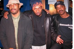 2003-10 - Eddie Fowlkes, Theo Parrish and Norm Talley @ Rex Club.jpg