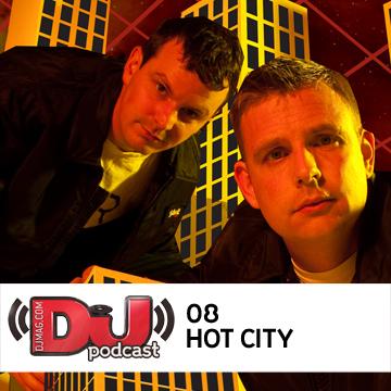 2010-10 - Hot City - DJ Weekly Podcast 8.jpg