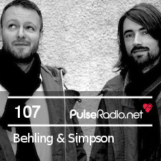 2013-01-07 - Behling & Simpson - Pulse Radio Podcast 107.jpg