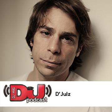 2013-07-12 - D'Julz - DJ Weekly Podcast.jpg