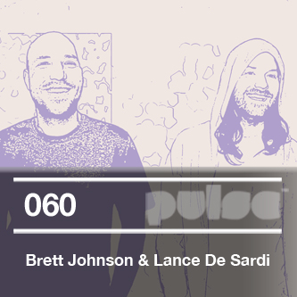 2012-01-23 - Lance De Sardi, Brett Johnson - Pulse Radio Podcast 060.jpg