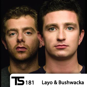 2011-03-30 - Layo & Bushwacka! - Tsugi Podcast 181.jpg