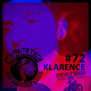 2012-11-22 - Klarence - Get Physical Radio 72 (Vol.2), Proton Radio.jpg