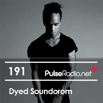 2014-09-22 - Dyed Soundorom - Pulse Radio Podcast 191.jpg