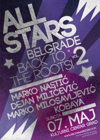 2011-05-07 - All Stars Vol. 2, Kulturni Centar Grad, Belgrade.jpg