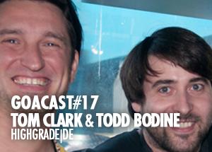 2010-09 - Tom Clark & Todd Bodine - Goa Cast 17.png