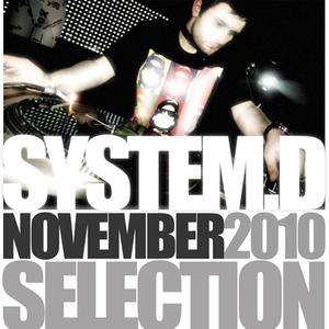 2010-11 - DJ System-D - November Selection (Promo Mix).jpg