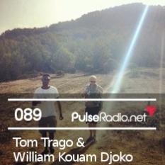 2012-08-21 - Tom Trago & William Kouam Djoko - Pulse Radio Podcast 089.jpg