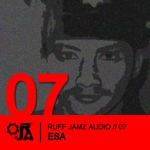 2009-10-12 - Esa - Ruff Jamz Audio Podcast (RJA07).png