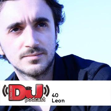 2011-06-08 - Leon - DJ Weekly Podcast 40.jpg