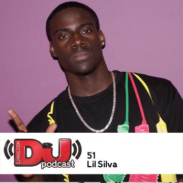 2011-08-24 - Lil Silva - DJ Weekly Podcast 51.jpg