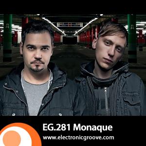 2012-03-08 - Monaque - Electronic Groove Podcast (EG.281).jpg
