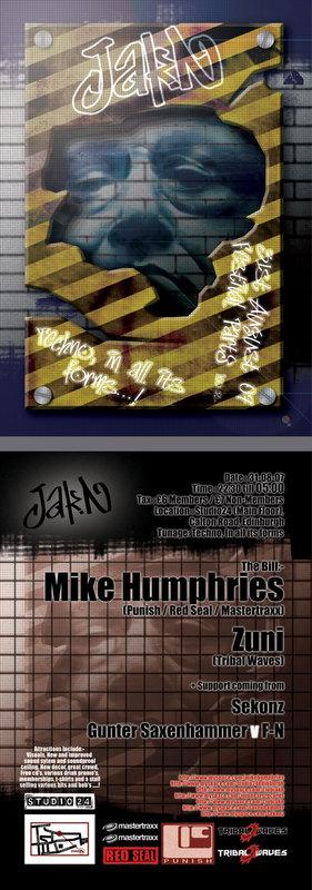 2007-08-31 - Mike Humphries @ JakN, Studio24, Edinburgh, Scotland.jpg