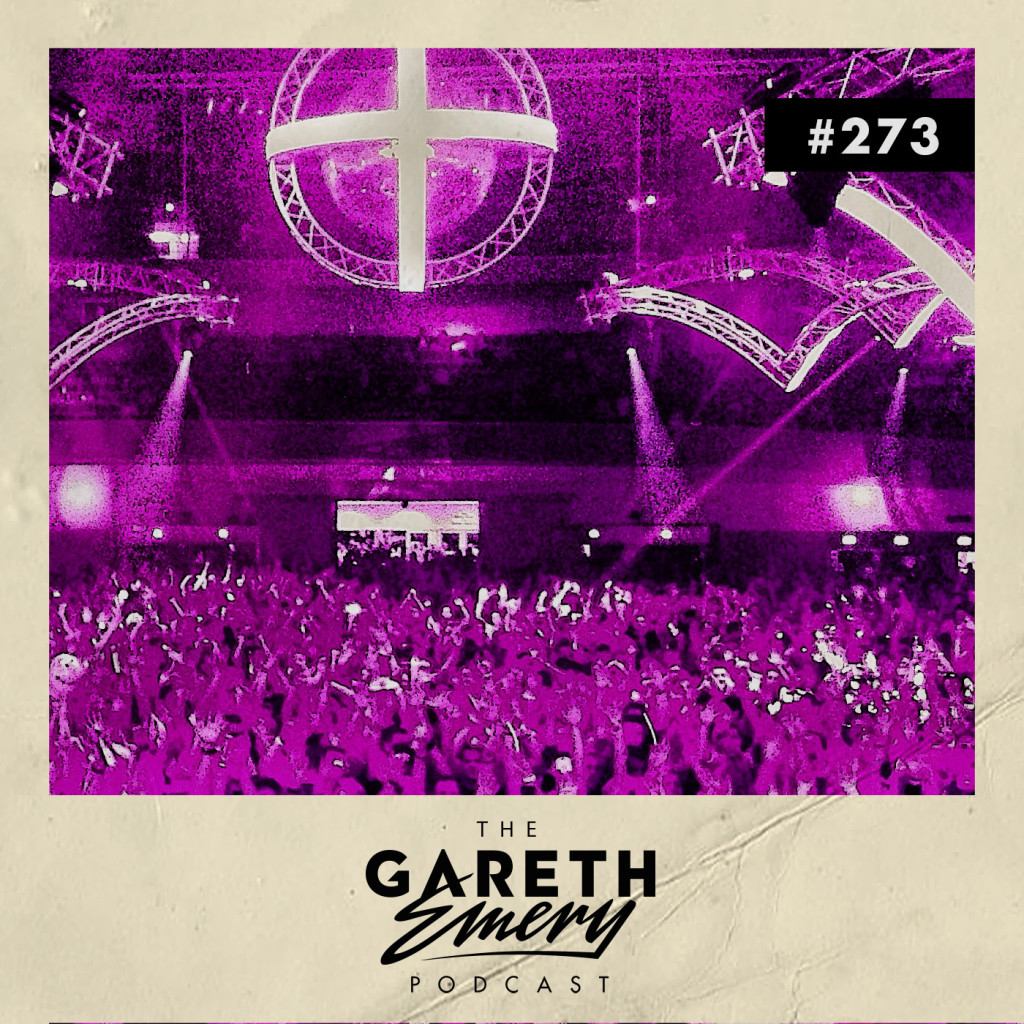 Gareth emery wedding