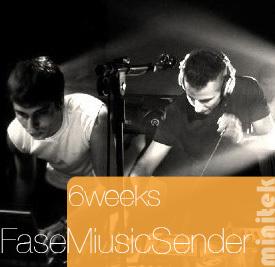 2008-08 - Fase Miusic Sender - Minitek Podcast - 6 Weeks.jpg