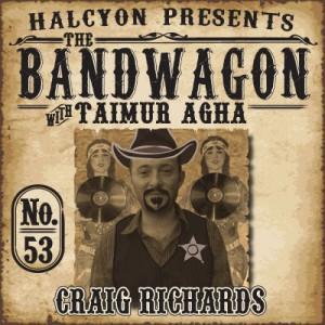 2011-08-09 - Taimur Agha, Craig Richards - The Bandwagon Podcast 053.jpg