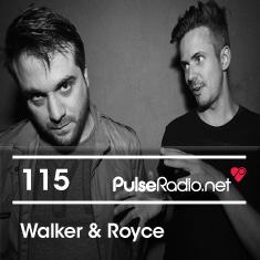 2013-03-04 - Walker & Royce - Pulse Radio Podcast 115.jpg