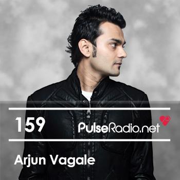 2014-02-04 - Arjun Vagale - Pulse Radio Podcast 159.jpg