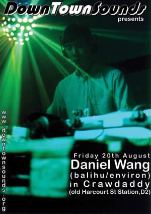 2004-08-20 - Daniel Wang @ DownTownSounds, CrawDaddy.jpg