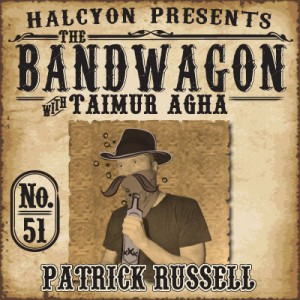 2011-07-27 - Taimur Agha, Patrick Russell - The Bandwagon Podcast 051.jpg