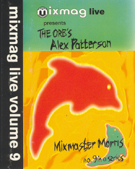 1993 - Alex Paterson, Mixmaster Morris - Mixmag Live! Vol.9.jpg