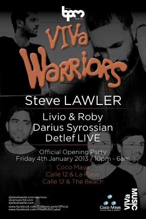 2013-01-04 - Viva Warriors, Coco Maya, The BPM Festival.jpg