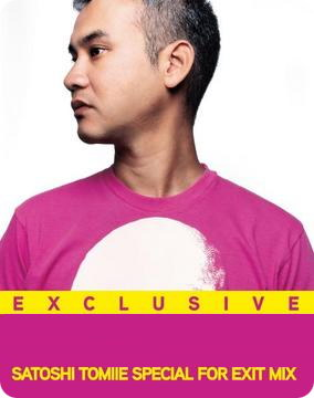 2009-02 - Satoshi Tomiie - Special Mix for Exit Club, Lithuania.jpg