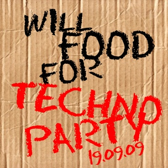 2009-09-19 - Will Food For Techno Party -1.jpg