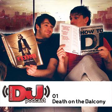 2010-08 - Death On The Balcony - DJ Weekly Podcast 1.jpg