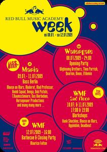 2009-09 - RBMA Week @ Watergate, Berlin.png