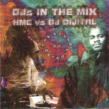 1997 - HMC vs DJ Dijital - DJs In The Mix.jpg