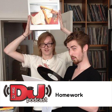 2012-08-07 - Homework - DJ Weekly Podcast.jpg