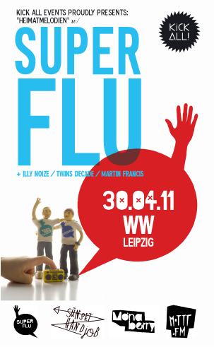2011-04-30 - Super Flu @ Kick All, WW Club.png