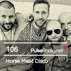 2012-12-31 - Horse Meat Disco - Pulse Radio Podcast 106.jpg