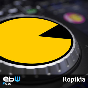 2013-12-23 - Kopikia - 'Electronic Music vs Video Game' Mix (Electronic Battle Weapons, EBW010).jpg