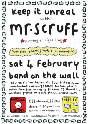 2012-02-04 - Keep It Unreal, Band On The Wall.jpg