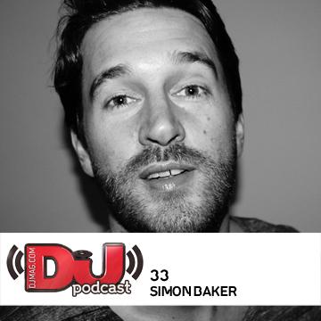 2011-04-13 - Simon Baker - DJ Weekly Podcast 33.jpg