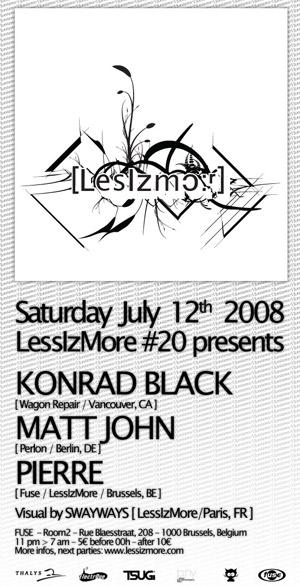 2008-07-12 - Lessizmore.jpg