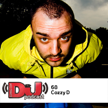 2012-01-04 - Cozzy D - DJ Weekly Podcast 68.jpg