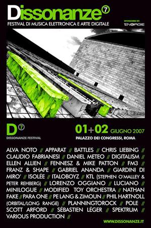 2007 - Dissonanze, Rome, Italy.jpg