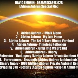 2009-08 - David Emonin - Dreamscapes 028 (Adrien Aubrun Production Mix).jpg