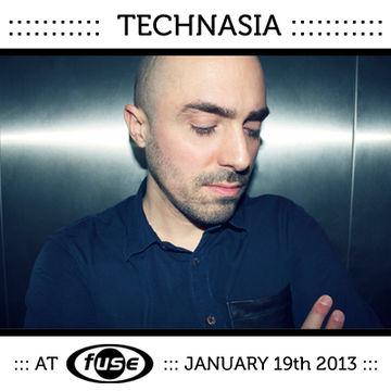 2013-02-08 - Technasia - Fuse Podcast.jpg