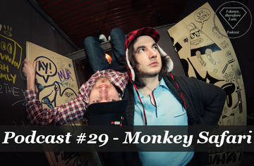 2014-10-12 - Monkey Safari - trndmusik Podcast 29.jpg