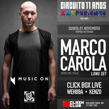 2012-11-01 - Marco Carola @ 11 Years Circuito XXXPerience Pre Party, Clash Club.jpg