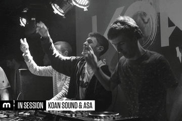 2013-11-06 - KOAN Sound & Asa - Influences Mix (In Session).jpg